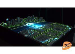 乐山电网投影